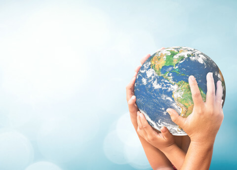 CSR活動のご報告 環境のためにできること。
